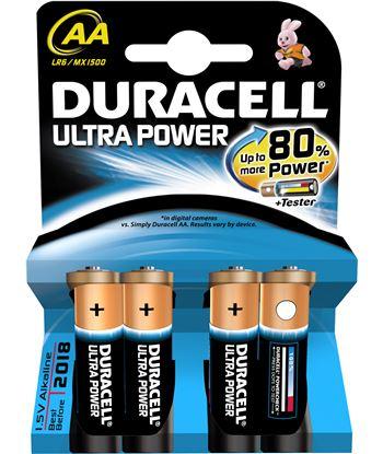 Pila Duracell ultra power aa(lr06) 4 un alcalinas AALR06ULTRA - AA(LR06)ULTRA