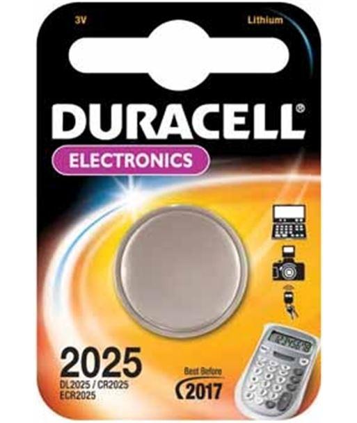 Pilas litio Duracell reloj-calculadora DL2025 - 2025