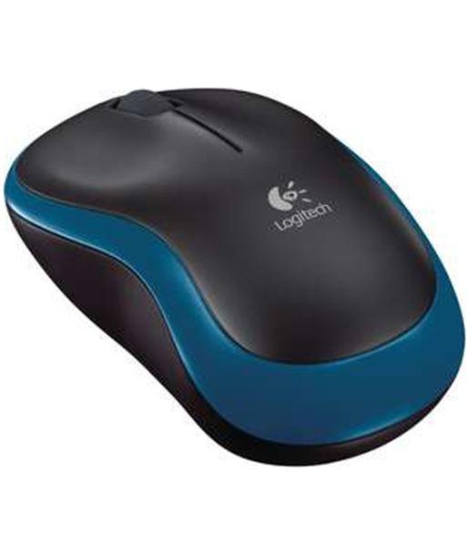 Logitech 910002236 ratàn inalµmbrico m185 azul Teclados - LOG910002236