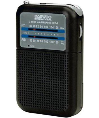 Radio Daewoo drp-8b DRP8BN Otros - 8412765679797