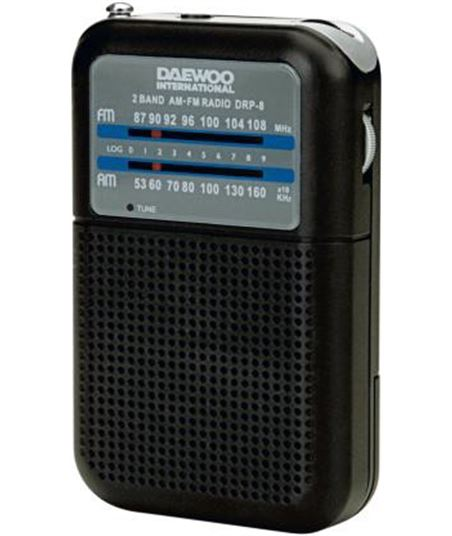 Radio Daewoo drp-8b DRP8BN - 8412765679797