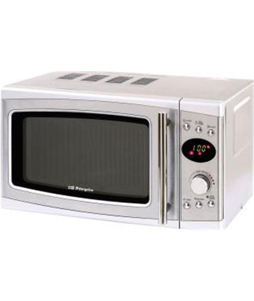 Microondas con grill  Orbegozo mig-2016 20l inox 800w mig2016 - MIG2016