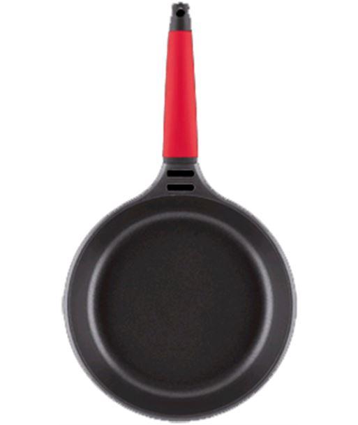Castey sarten induccion fundix f3-i24 24cm mango verde f3i24 - F3I24