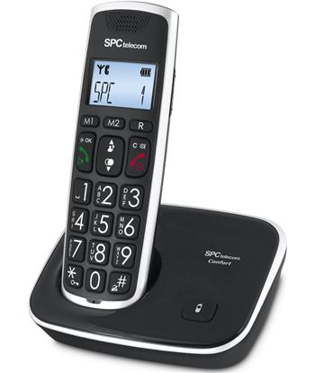 Tel. dect Telecom 7608N (teclas grandes) Telefonía doméstica