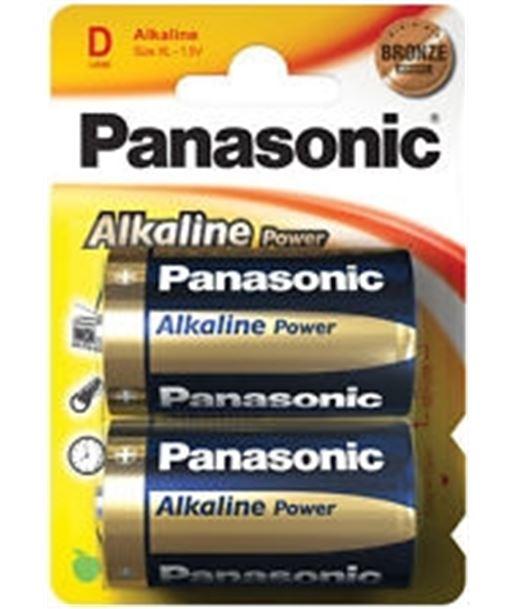 Pack 2 pilas alcalinas Panasonic lr-20 PANLR20_2 Ofertas - 5410853039211