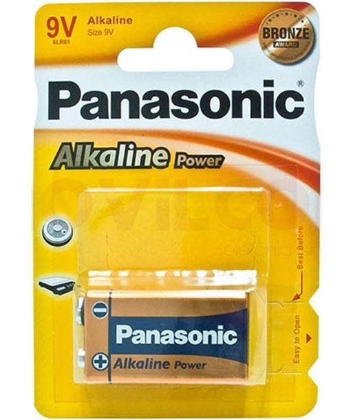 Pila alcalina Panasonic 9v PAN9V Pilas y cargadores - 9V