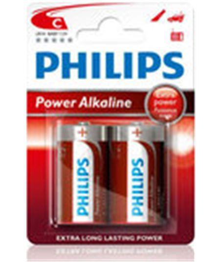 Pack 2 pilas alcalinas Panasonic lr-14 lr14_2 - LR14
