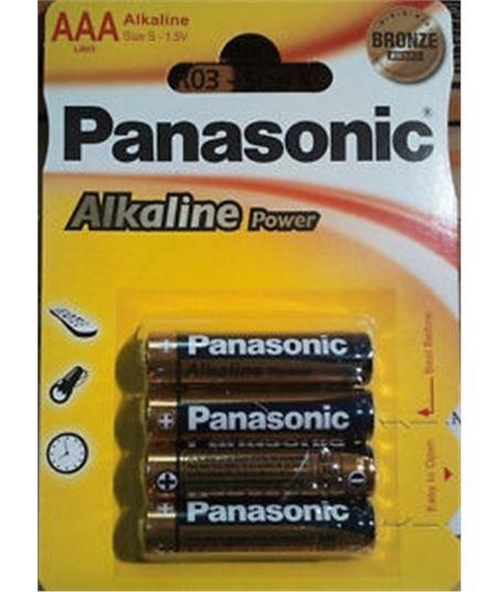Pack 4 pilas alcalinas Panasonic lr-03 (aaa) lr03_4 - 5410853039334