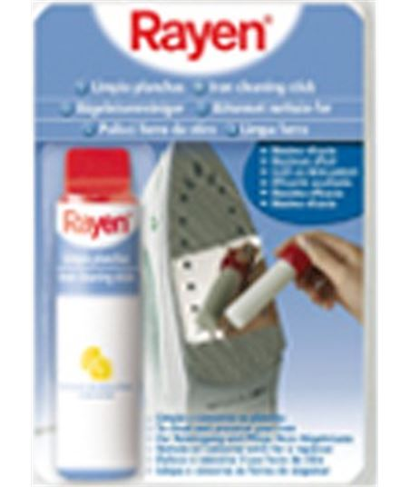 Rayen limpiador suelas de plancha 9636113 - 8412955061630