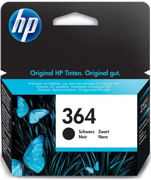 Hewlett tinta hp cb316ee (364) negra Consumibles - 883585705047