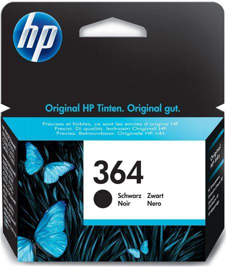 Hewlett tinta hp cb316ee (364) negra - 883585705047
