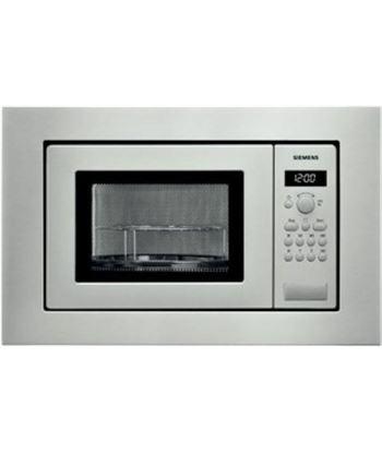 Microondas+grill Siemens HF15G561 19l inox ap.izq.