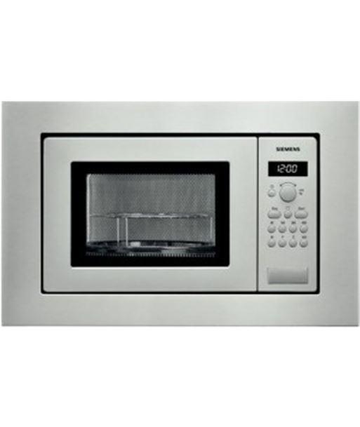 Microondas+grill Siemens HF15G561 19l inox ap.izq. - HF15G561