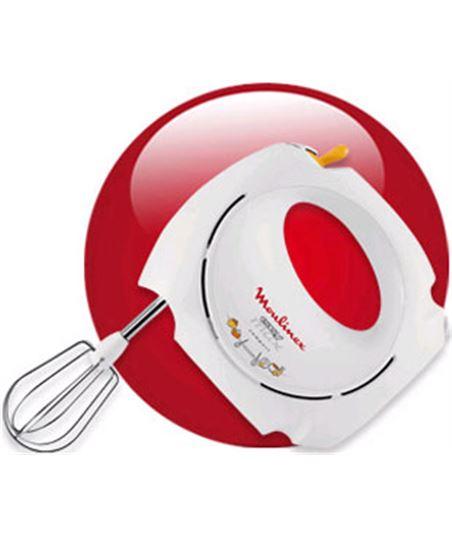 Batidora amasadora Moulinex ABM11A30 easy max roja - ABM11A30