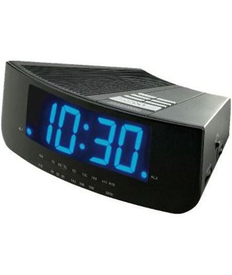 Radio reloj desp. digital  Daewoo dcr-28 negro DBF028 - 8412765662324