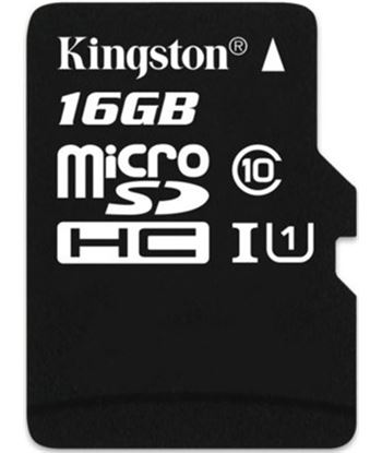 Kingston memoria micro sd 16gb KINMICROSD16GB_