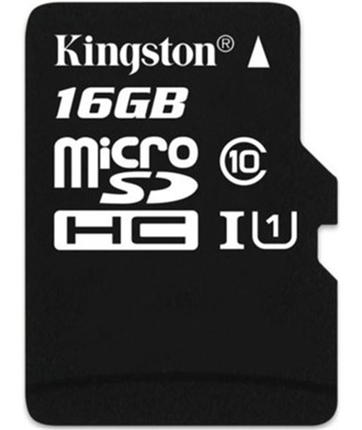 Kingston memoria micro sd 16gb KINMICROSD16GB_ - PL_1_1_8111