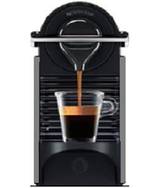 Cafetera nespresso Krups XN3005 pixie titan - 0010942209836