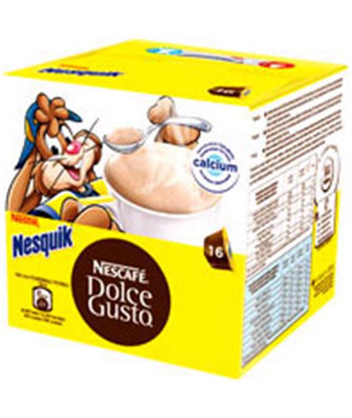 Bebida Dolce gusto nesquik 12143040 Cápsulas de café - 12135855CAIXA