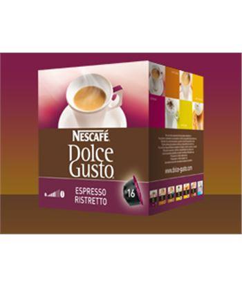Bebida Dolce gusto ristretto 12213077 Cápsulas de café