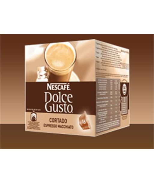 Bebida Dolce gusto cortado NES12121894 Cápsulas - 12121894CAIXA