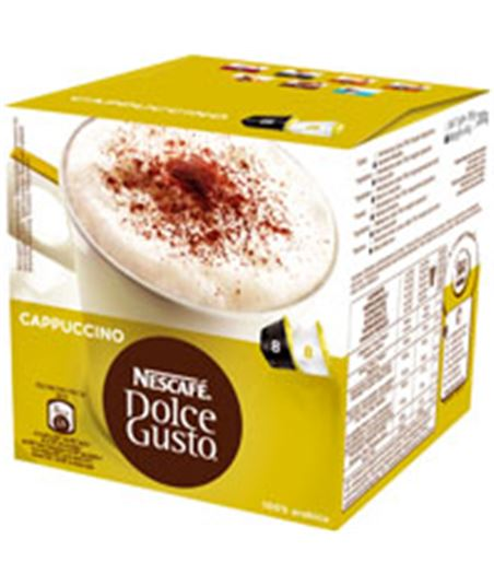 Nestl? cafe capuccino dolce gusto 12074617 5219849 - 5219849CAIXA