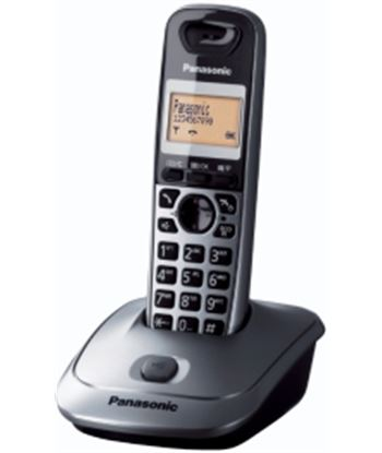 Tel. dect Panasonic kx-tg2511spm gris metµlico KXTG2511SPM