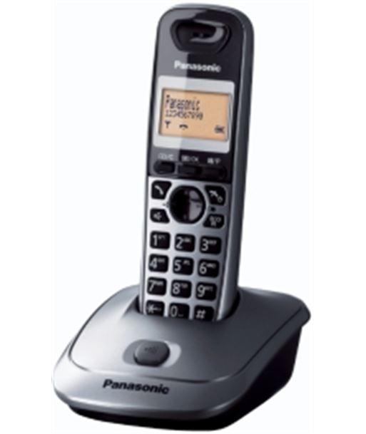 Tel. dect Panasonic kx-tg2511spm gris metµlico kxtg2511spm - KXTG2511SPM