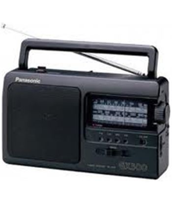 Radio Panasonic rf3500e9-k multibanda rf3500e9k