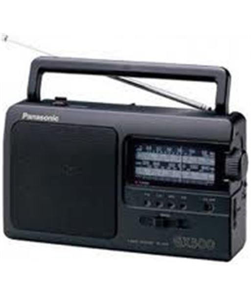 Radio Panasonic rf3500e9-k multibanda RF3500E9K - RF3500E9K