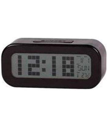 Reloj despertador digital  negro Daewoo dcd-24-b DCD24B . - 8412765648335