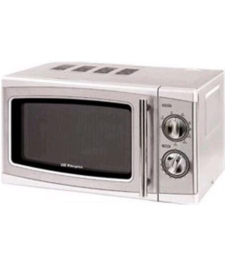 Microondas con grill  Orbegozo mig-2011 20l inox 800w MIG2011 - MIG2011