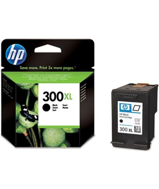 Hewlett tinta negra hp (300) vivera cc640ee Consumibles - CC641EE