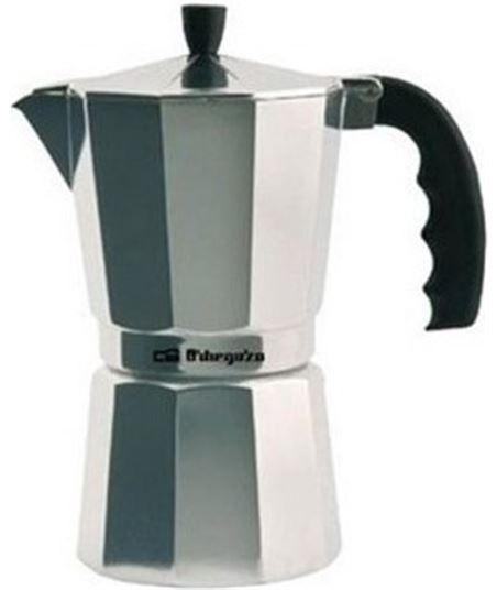 Cafetera 6 tazas Orbegozo kf 600 kf600