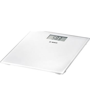 Bascula baño Bosch ppw3300 blanca cristal extrapla