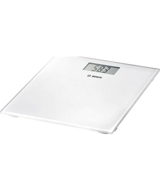 Bascula baño Bosch ppw3300 blanca cristal extrapla - PPW3300