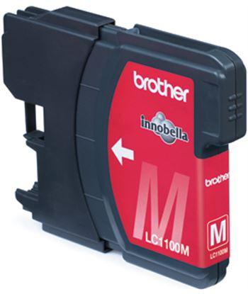 Tinta magenta Brother dcp-385c/585cw/mfc5890cn LC1100M - BROLC1100MBP