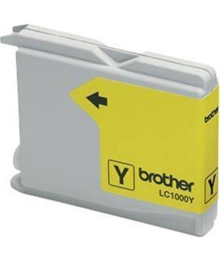 Tinta amarillo Brother 240/440/465/350 LC1000Y - 5014047560361