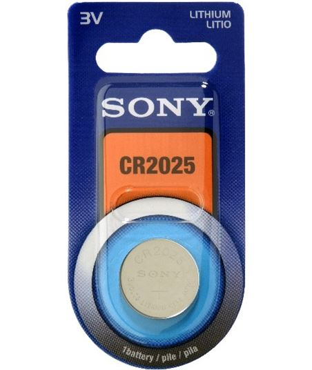 Pila litio Sony cr-2025b1a 3v SONCR2025B1A - CR2025B1A