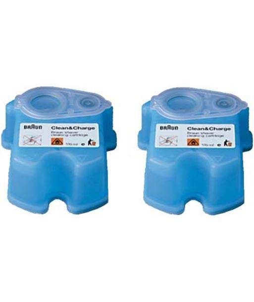 Liquido limpiador m. afeit Braun CCR2 - CCR2