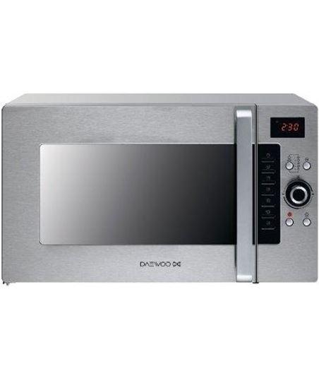 Microondas con grill  inox Daewoo koc-9q4t (28 l) KOC9Q4T - 8806323390314