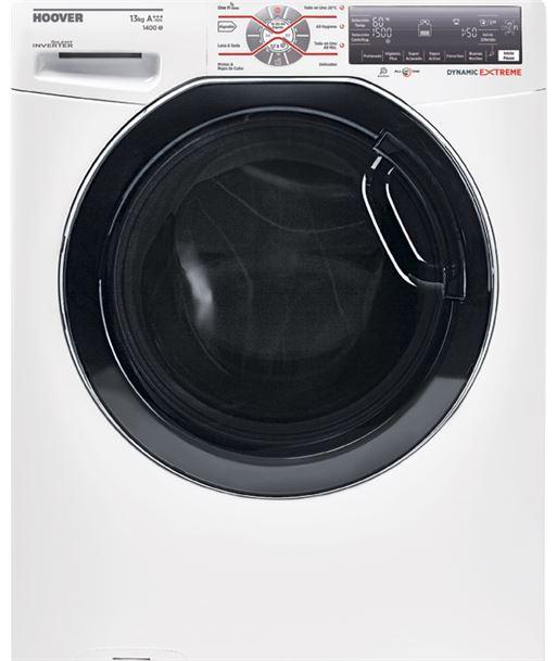 Hoobla lavadora hoover dwft 413 ah/1 13 kg 1400 rpm hoodwft413ah_1 - 8016361931732