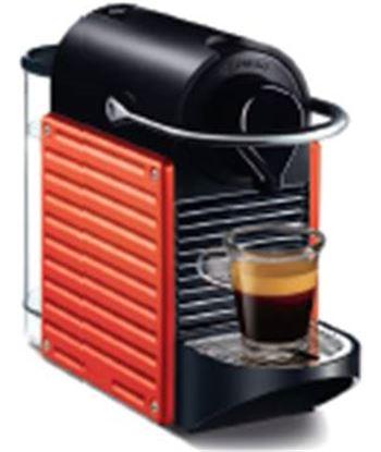 Cafetera nespresso Krups XN3006 roja