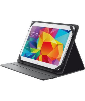 Trust 20058 funda universal tablet 10,1'' stand negra - TRU20058