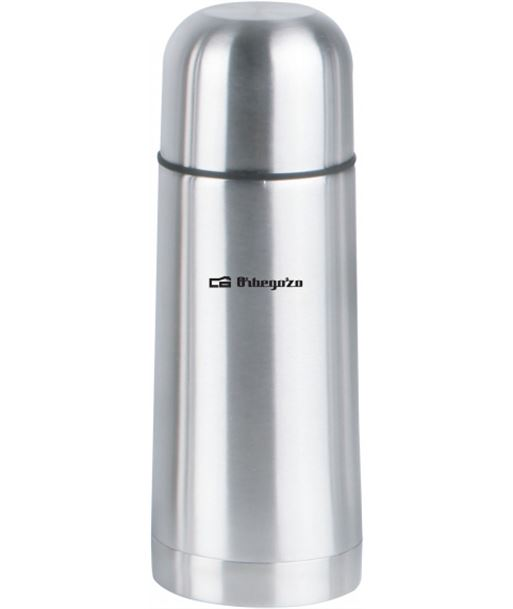 Orbegozo termo líquido. capacidad 500 ml. fabricado en inox trl560 - TRL560