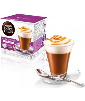 Bebida Dolce gusto choco caramel NES12212465 Cápsulas de café - 7613034155283