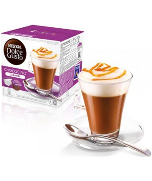 Bebida Dolce gusto choco caramel NES12212465 - 7613034155283