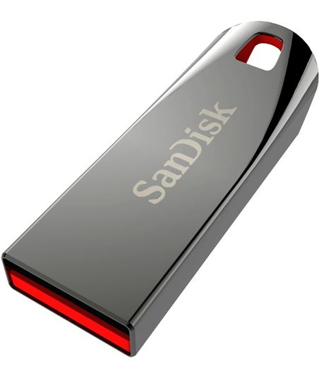 Pendrive 2.0 Sandisk cruzer forze 16gb SANDCZ71_16G_B3 - 619659091392