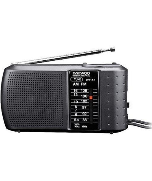 Radio Daewoo drp-14 DRP14 Otros - 8412765647512