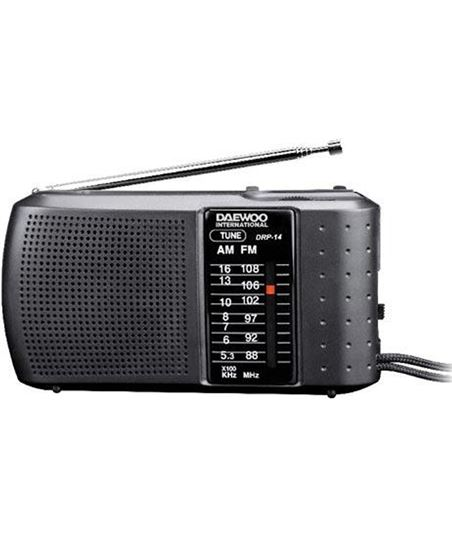 Radio Daewoo drp-14 DRP14 - 8412765647512